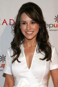 Lacey Chabert at the Step Up Womens Networks 4th Annual Inspirational Awards.