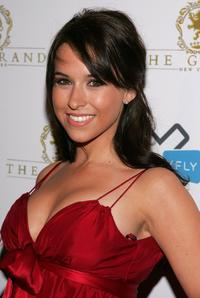 Lacey Chabert at the launch of Yfly.com.