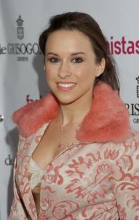 Lacey Chabert at the