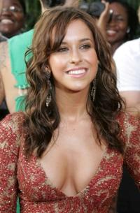 Lacey Chabert at the 2005 MTV Movie Awards.