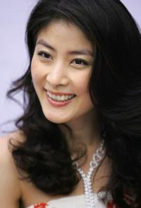 Kelly Chen at the promotion of an upcoming concert.