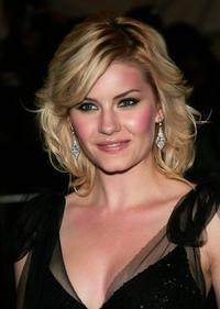 Elisha Cuthbert at the MET Costume Institute Gala Celebrating Chanel.