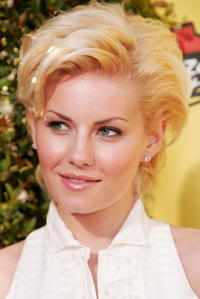 Elisha Cuthbert at Spike TV's First Annual
