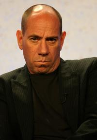 Miguel Ferrer at the 2007 Summer Television Critics Association Press Tour for NBC.