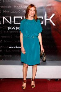 Lea Drucker at the premiere of