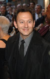 Michael Emerson at the opening night of