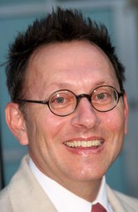Michael Emerson at the premiere of