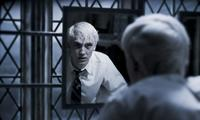Tom Felton as Draco Malfoy in