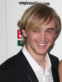 Tom Felton at the Jameson Empire Awards 2009.