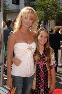 Kim Morgan Greene and guest at the premiere of