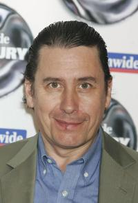Jools Holland at the nominations for the Nationwide Mercury Prize.