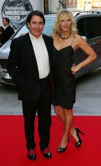 Jools Holland and Jo Whiley at the Annual Nationwide Mercury Prize Music Awards Ceremony.