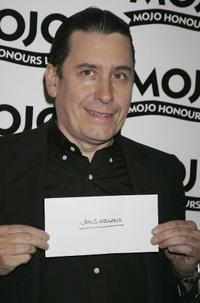 Jools Holland at the MOJO Honours List Awards.