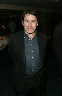 Jools Holland at the Panasonic Mercury Music Prize 2003.