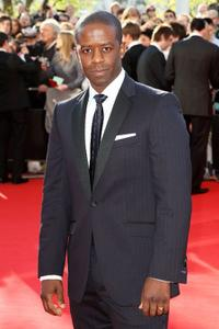 Adrian Lester at the BAFTA Television Awards 2009.