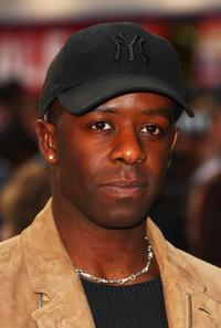 Adrian Lester at the UK premiere of