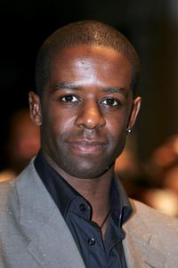 Adrian Lester at the Mayor of London gala screening of