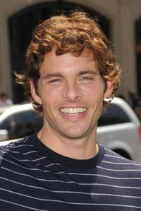 James Marsden at the California premiere of
