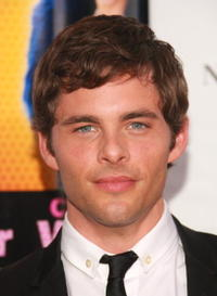 James Marsden at the N.Y. premiere of