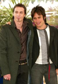 Fele Martinez and Gael Garcia Bernal at the photocall of