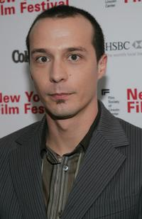 Fele Martinez at the screening of
