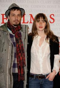 Fele Martinez and Marta Poveda at the premiere of