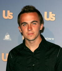 Frankie Muniz at the Us Weekly Hot Hollywood 2007 party.