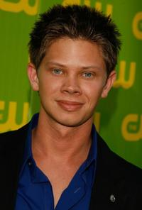 Lee Norris at the CW Launch party.
