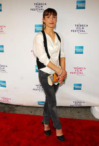 Tuva Novotny at the Shorts: Mixed Feelings during the 2009 Tribeca Film Festival.