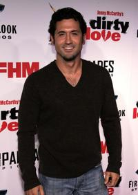 David O'Donnell at the premiere of