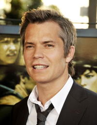 Timothy Olyphant at the California premiere of