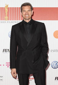 Gotz Otto at the red carpet of Lola - German Film Award 2011.