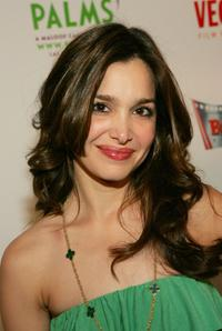 Gina Philips at the CineVegas film festival.