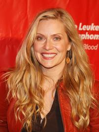 Emily Procter at the Leukemia and Lymphoma Societys 2nd Annual Celebrity Rock N Bowl.