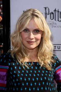 Emily Procter at the U.S. premiere of
