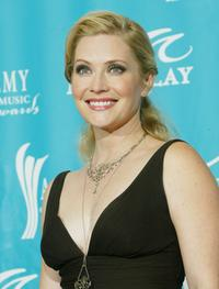 Emily Procter at the 39th Annual Country Music Awards.