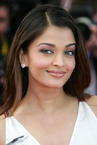 Aishwarya Rai at the premiere of
