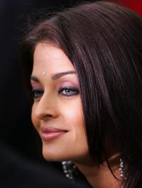 Aishwarya Rai at the International Indian Film Academy Awards (IIFAs) in the U.K.
