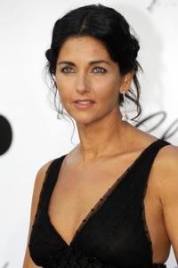 Cristiana Reali at the 61st International Cannes Film Festival.