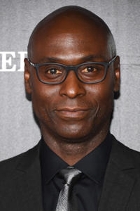 Lance Reddick at the