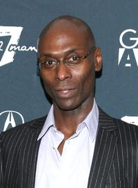 Lance Reddick at the 14th Annual Gen Art Film Festival.