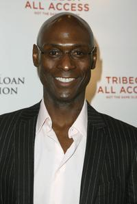 Lance Reddick at the TFI Awards Ceremony during the 2009 Tribeca Film Festival.