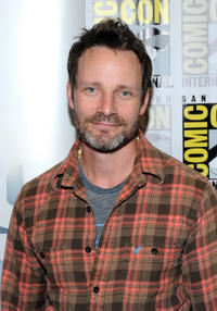 Ryan Robbins at the Press Conference of