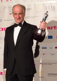 Toni Servillo at the European Film Awards.