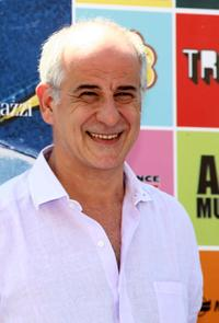 Toni Servillo at the Giffoni Film Festival.