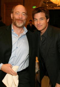JK Simmons and Jason Bateman at the Eighth Annual AFI Awards.