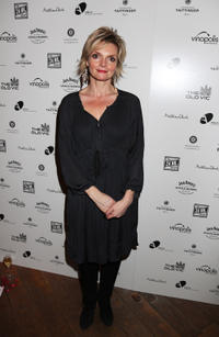 Sharon Small at the Old Vic's 24 Hour Musicals Celebrity Gala 2012.