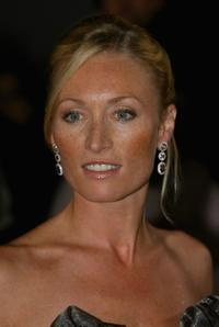 Victoria Smurfit at the National Movie Awards.