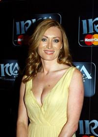 Victoria Smurfit at the Irish Music Awards.