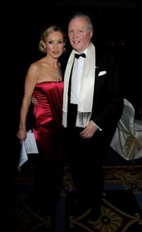 Victoria Smurfit and Jon Voight at the 7th Annual Irish Film and Television Awards.